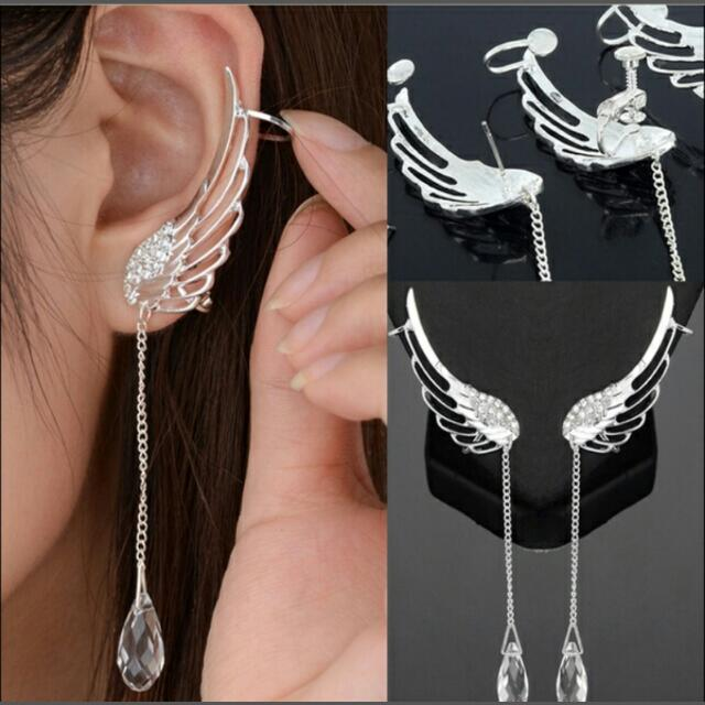 Angel Wings Earing