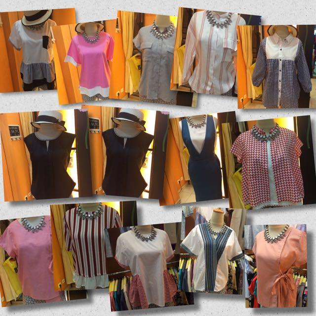 Atasan Sisa Bazaar