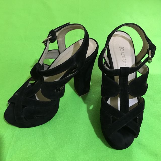 Authentic Jellybean platform shoes