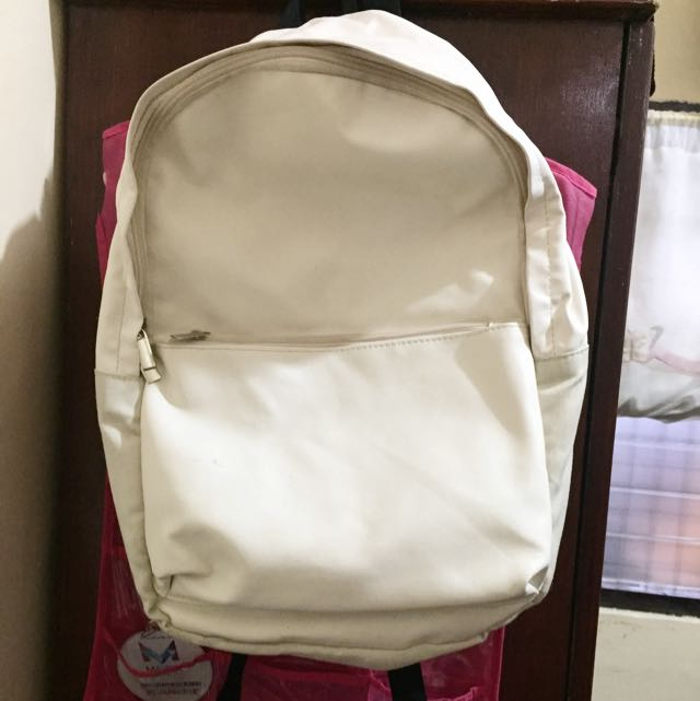 Bench Off-White Backpack