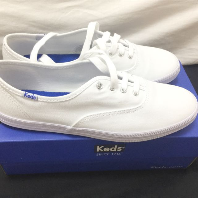 b5baac362a5afc BN KEDS CHAMPION CORE CVO SNEAKERS (white)