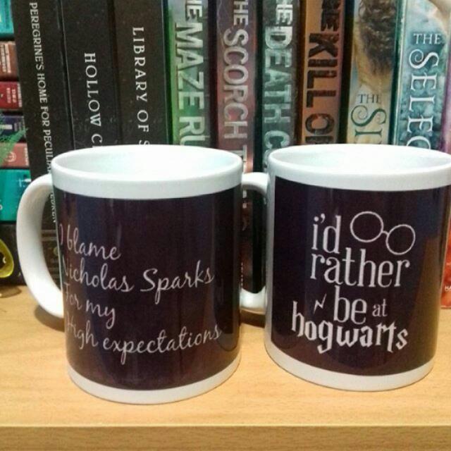 Bookish Mugs