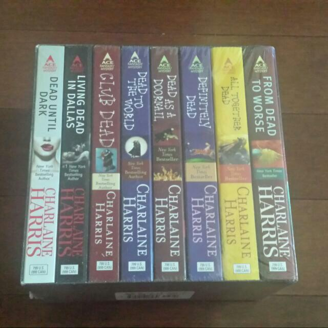 Brand New Paperback Books Sookie Stackhouse Novels