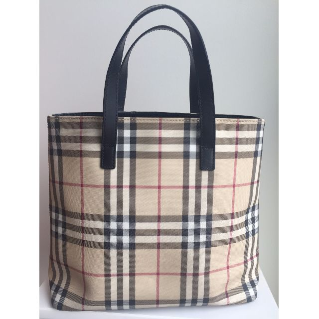Authentic  Burberry Nova Tote