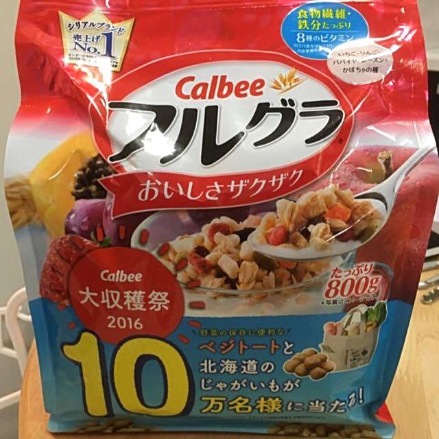 Calbee Fruit Granola