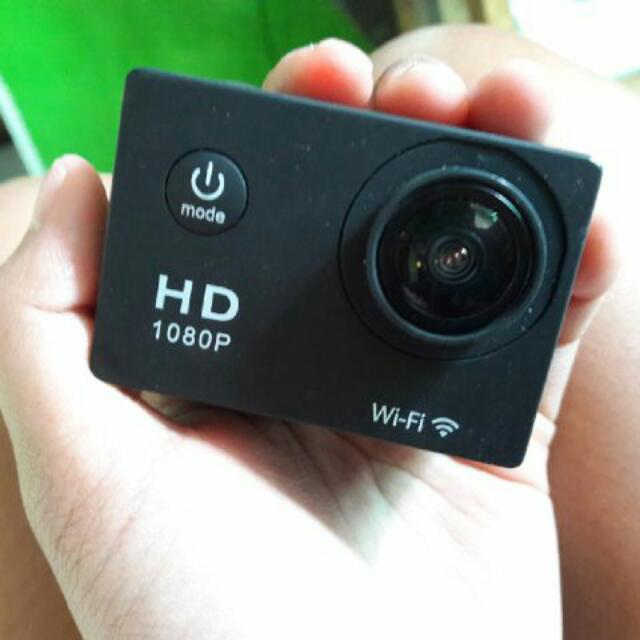 Camera Action Cam 1080p