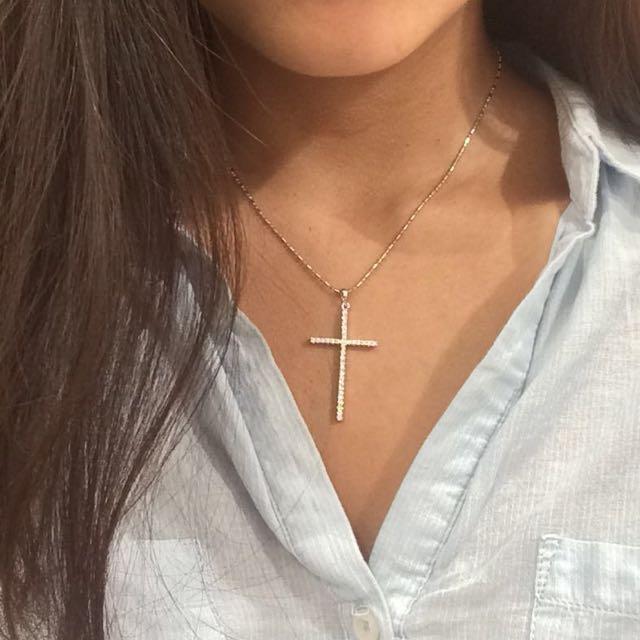 CIRO Cross Necklace / Salib