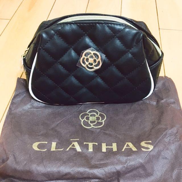 CLATHAS 山茶花化妝包