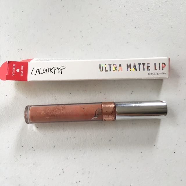 Colourpop Ultra Matte Lip In Chi