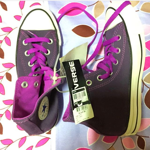 Converse Purple HighCut