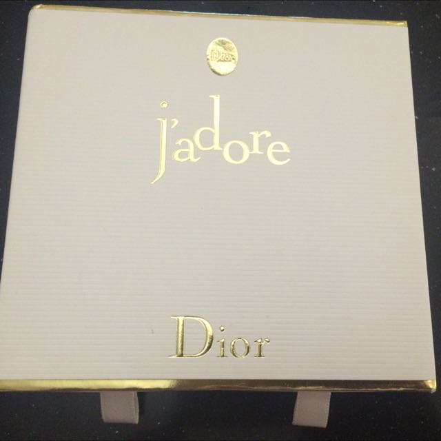 Dior J'adore系列,小罐香水+乳液禮盒