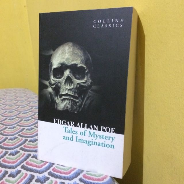 Edgar Allan Poe's Tales Of Mystery And Imagination