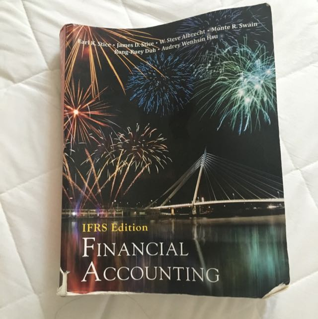 Financial Accounting IFRS Edition