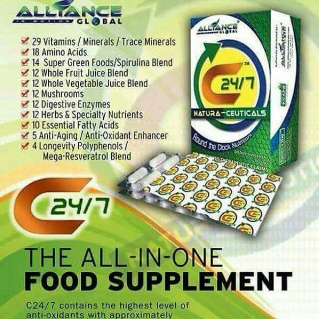 Food supplement C247