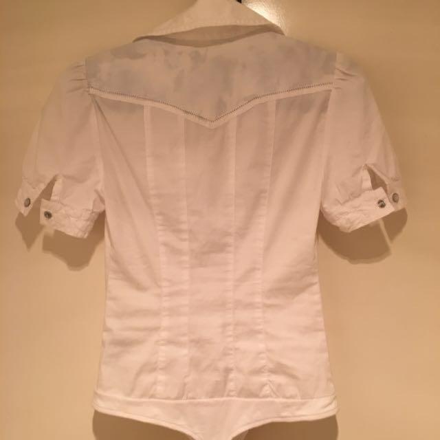 GUESS Shirt/Body Size XS