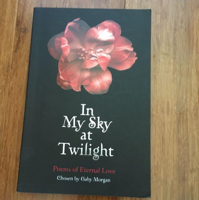 In My Sky At Twilight By Gaby Morgan