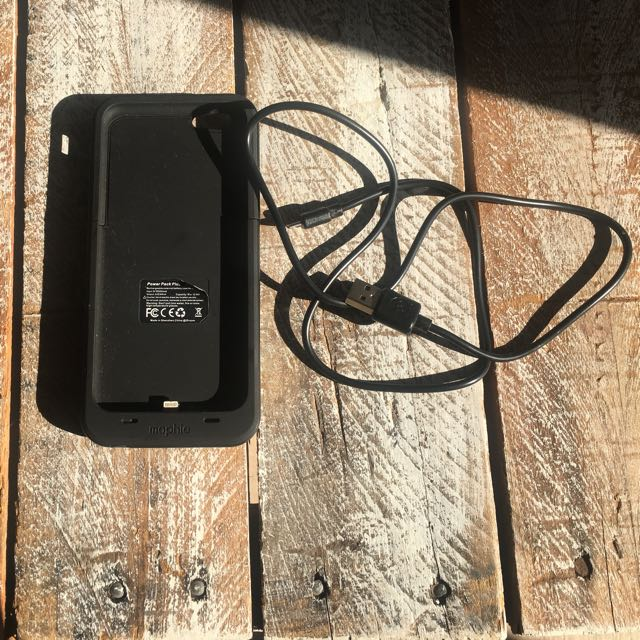 iPhone 6/6s Battery Recharger Case