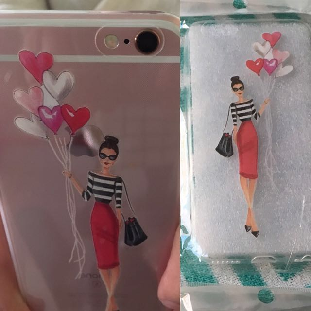 IPhone 6 Clear case