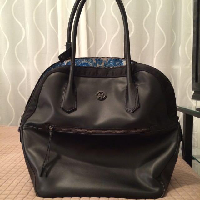 Lululemon Gym/School Bag