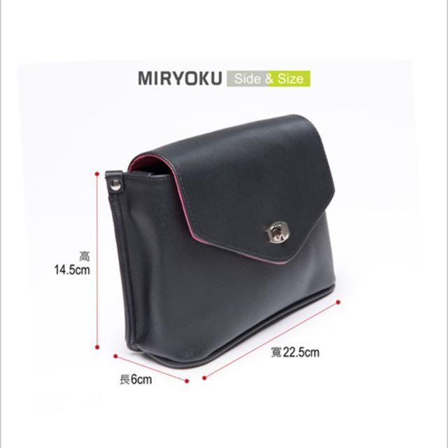 Miryoku 斜背包