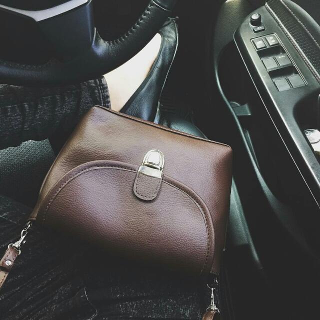 Mock Rock Sling Bag By MTSHP