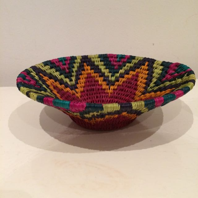 Multi Coloured Bowl