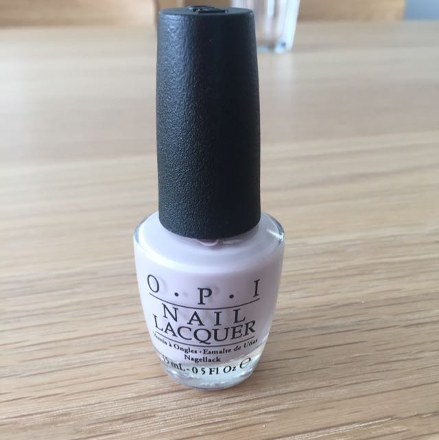 OPI Nail Polish in Don't Bossa Nova Me Around