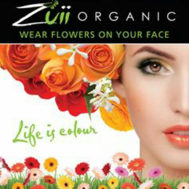 Organic and Cruelty-Free Make-up!