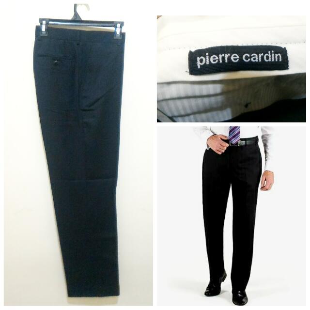 Pierre Cardin Tailored Pants Original Bnwot