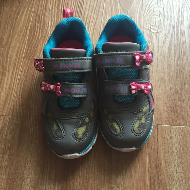 Pre-loved Mickey Mouse Shoes