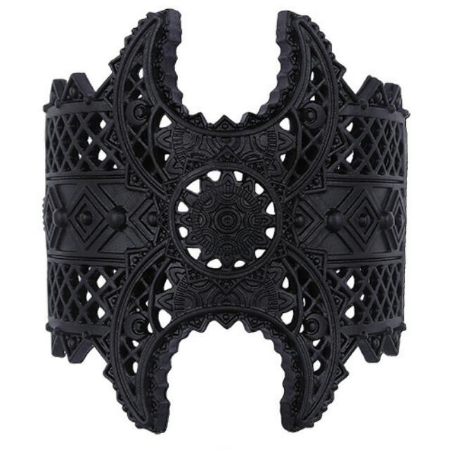Restyle Black Henna Bracelet
