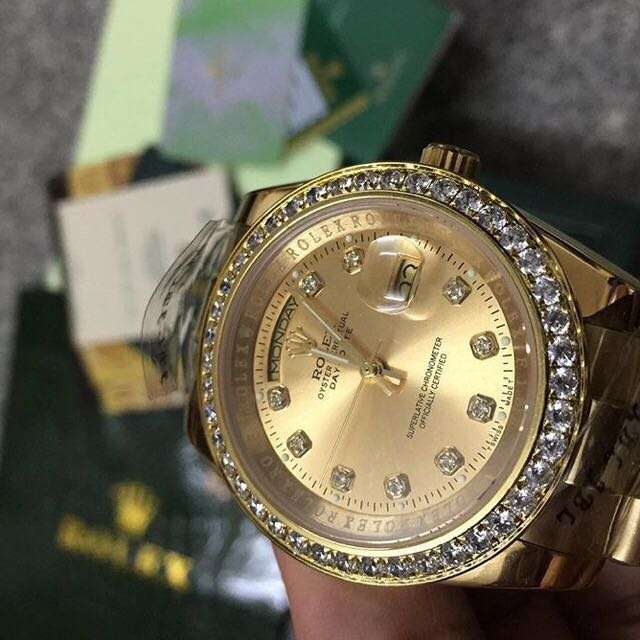 Rolex (Swiss Movement)