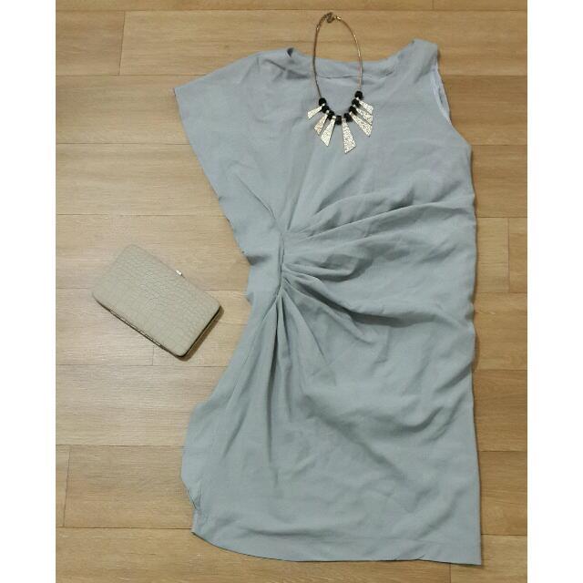 SALE !!! SALE !!! SALE !!! SALE ITEM !!!   Dress Bahan katun Size S / M kecil LD 76 cm P 90 cm