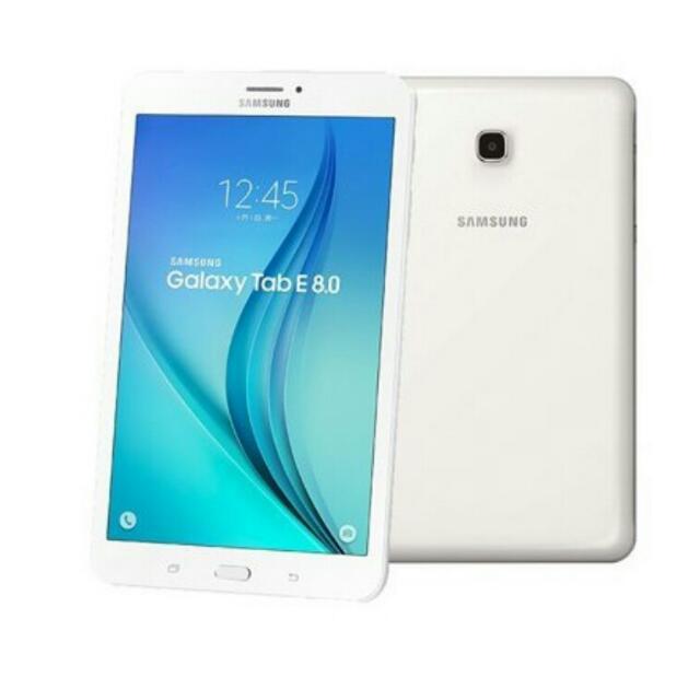 Samsung galaxy tab e 8.0 全新未拆 16g