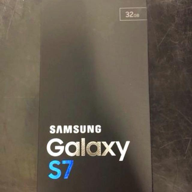Selling Samsung Galaxy S7