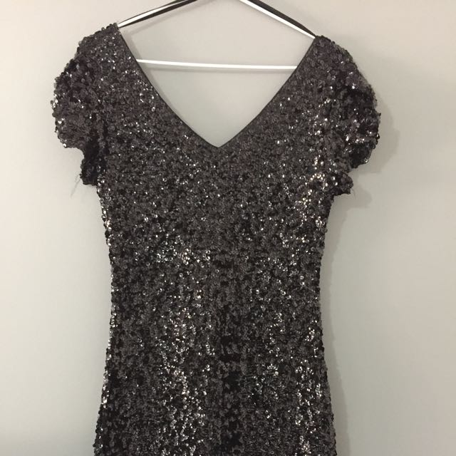 Sequin dress from live