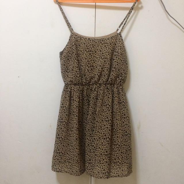 Short Dress from Forever21
