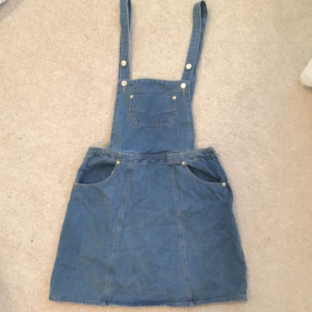 Skirt Overalls, Dotti