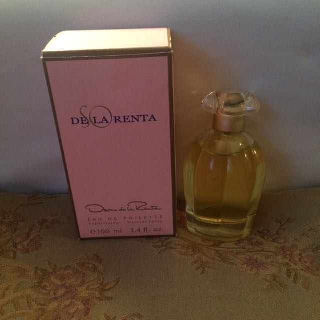 So De La Rental EDT 100ml
