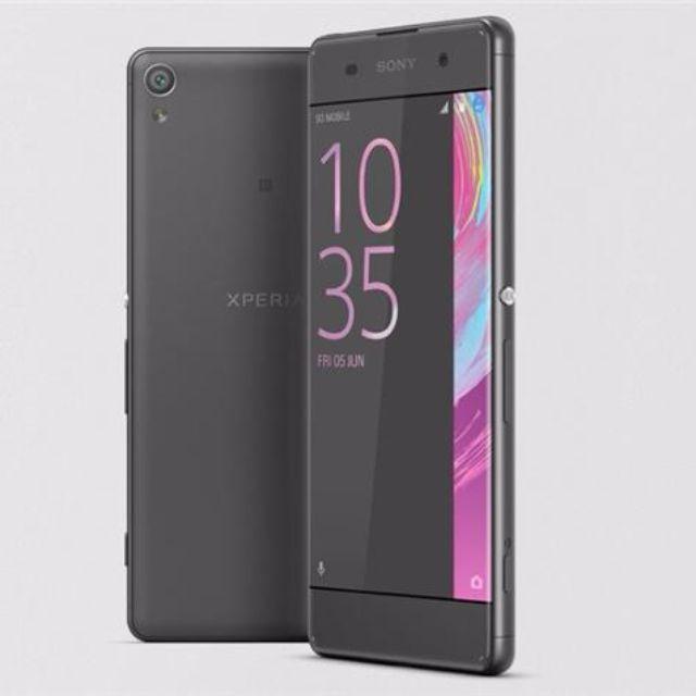 Sony Xperia XA Rev. 2. Color: Graphite Black (Brand New/ Seal Box)
