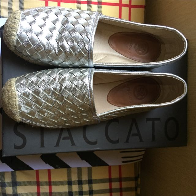 STACCATO Shoes Color Silver