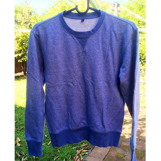 sweater-MUJI