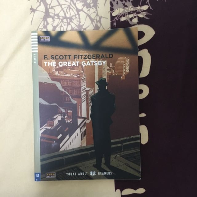 The Great Gatsby  敦煌