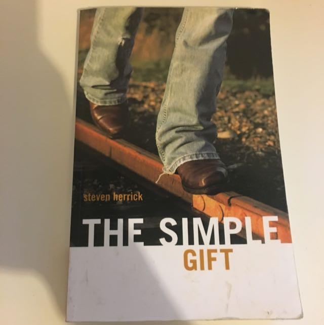 The Simple Gift - Steven Herrick -Hold