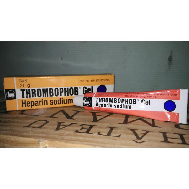 Thrombophop Gel