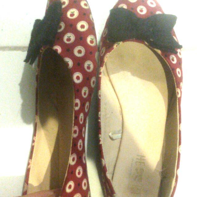 TLTSN Flat Shoes