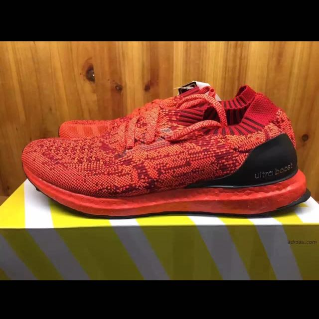 Ultra Boost Uncaged Triple Red