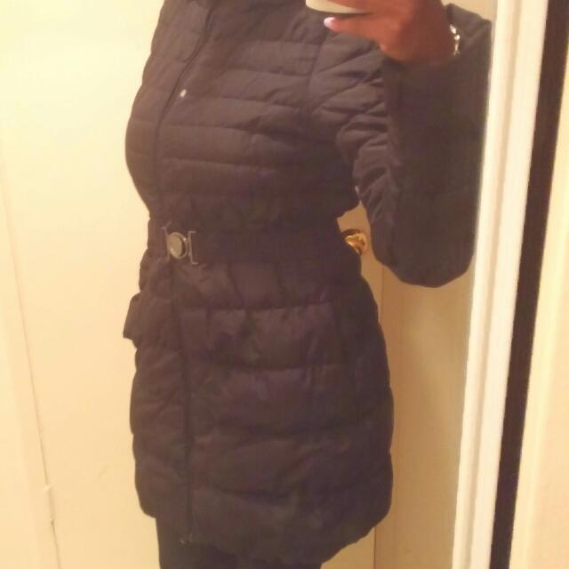 Vero Moda Winter Coat Size Medium