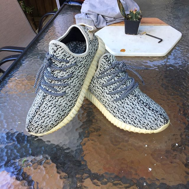 "Yeezy Boost 350 ""Turtledove"""