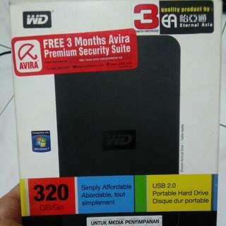 Hard Disk WD 1 Terabyte
